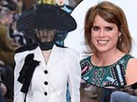 princess eugenie's favourite designers at lfw