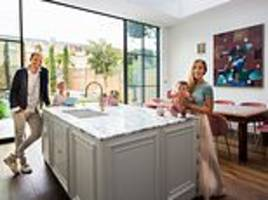 how one couple bought 'hideous' run-down victorian house
