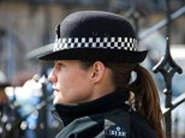 police officers hoping for crime training in wild west britain get banter training instead