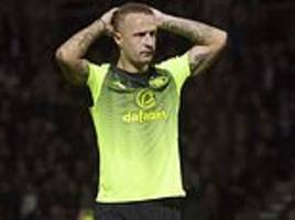 Leigh Griffiths warned that he must work harder to retain spot for club and country