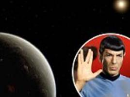 real-life vulcan found 16 light-years away: planet orbits in star system home to star trek's spock