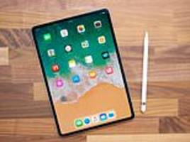 Will Apple unveil a new iPad Pro next month?