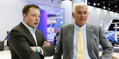 former gm exec bob lutz predicts conspiracy theorists will soon be asking 'who killed tesla?' (tsla)