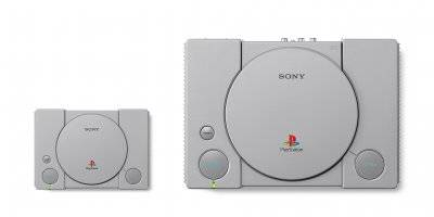 sony just announced a $100 mini version of the original playstation — here's everything we know about the playstation classic
