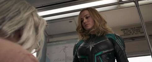 the best part of the 'captain marvel' trailer has now become a hilarious meme