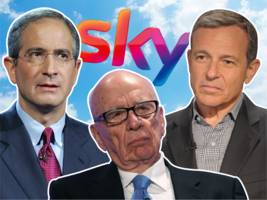 'the market is betting on a bidding war': the fight for sky might come down to a rare sealed auction