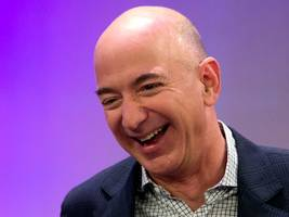 watch jeff bezos tell the funny story about the moment in college he realized he 'was never going to be a great theoretical physicist'