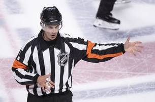 nhl's best referee: wes mccauley goes by his own book