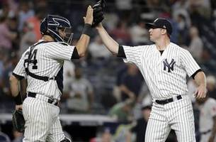 Yankees top Red Sox 3-2, deny Boston a division clincher