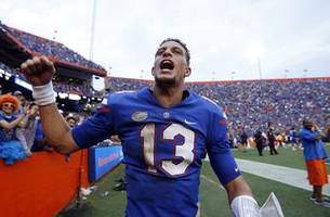 Florida QB Feleipe Franks still gets 'chills' from ending of Gators' win over Tennessee in 2017