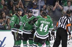 HIGHLIGHTS: Dallas Stars open preseason with 5-3 win over the St. Louis Blues