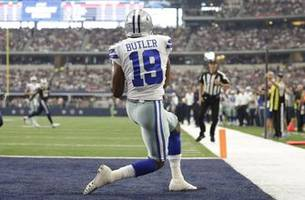 In need of WR help, Cowboys re-sign Brice Butler