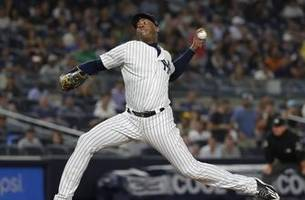 Yankees activate closer Aroldis Chapman from 10-day DL