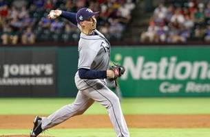 Blake Snell secures 20th win, tying Rays record in 4-0 victory over Rangers