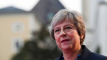 Brexit: May urges EU leaders to consider 'serious' UK plans