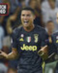 cristiano ronaldo red card: juventus star's sending off slammed by liverpool legend