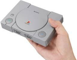 sony is launching a playstation classic console this december loaded with 20 games