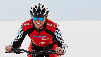 denise mueller-korenek: cycling world land speed record broken