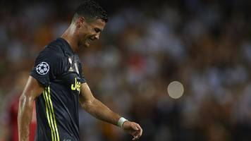 Cristiano Ronaldo: Will Juventus forward miss Manchester United games?