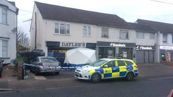 grays launderette trial: fourth man guilty over armed burglary