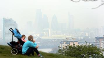 air pollution linked to dementia, london study suggests