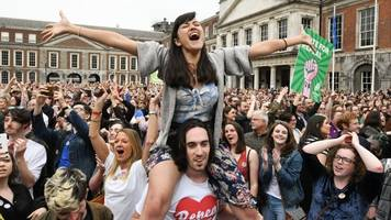 Ireland Officially Overturns Abortion Ban