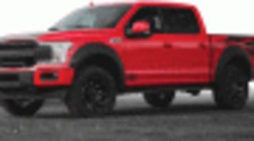 supercharged roush f-150 delivers off-road performance envy