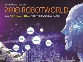 2018 robot world to suggest direction for the fourth industrial revolution