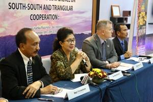 Indonesia Becomes the Host of Inter-Ministerial Conference on South-South and Triangular Cooperation