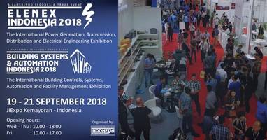 Indonesia's First-Ever Smart Electrical & Automation Expo Opens Today at JIExpo Kemayoran, Jakarta