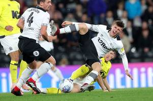 derby county verdict: rams fail to find a goal their dominant performance deserved against blackburn