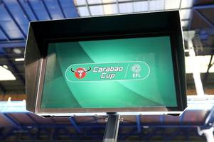 VAR to be used in Derby County's Carabao Cup clash with Manchester United