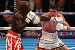 yvan mendy says he'd be world champion if he was english as he targets luke campbell knockout