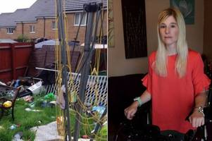 Woman returns from life-changing op in America to find house trashed by party