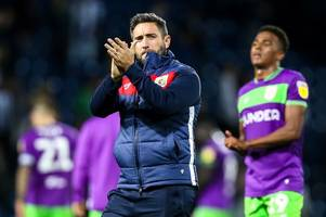'we didn't do the basics well enough' full lee johnson transcript after bristol city's west brom defeat