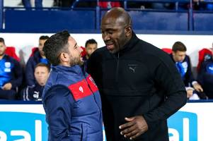 west brom boss darren moore gives glowing verdict on bristol city and their championship chances