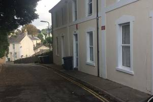Police find body of man in Torquay house