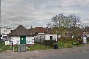 public toilets sealed off after police incident in exeter