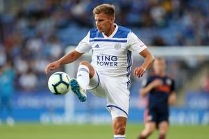 leicester city winger marc albrighton on his unfulfilled dream