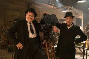 here's how nottingham will feature in the new laurel and hardy film starring steve coogan and john c reilly