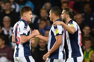 'premier front four, unibond back three' - west brom fans have their say after victory over bristol city