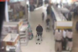 Chilling CCTV shows Westminster terrorist buying knives from Birmingham Tesco days before attack