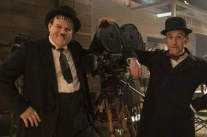 stan & ollie trailer starring steve coogan and john c reilly as laurel and hardy