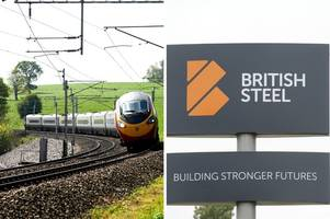 british steel secures major contract extension to continue supplying track to network rail