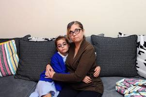 a disabled folkestone mum said her daughter, 10, might miss school because she is being denied free transport