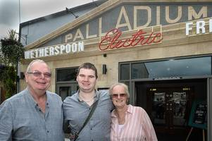 family visits 1000th jd wetherspoon branch as new pub opens in midsomer norton