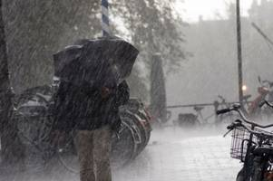 Storm Ali met office weather forecast: Somerset to escape storm but parts will still see 'heavy rain'