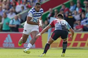 joe cokanasiga's performance against quins showed what bath rugby and england coaches want