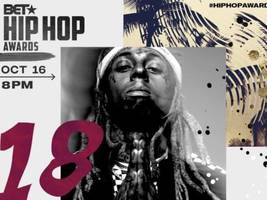 lil wayne reacts to getting honored at bet hip hop awards