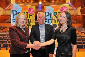 helen is new face at perth arts festival